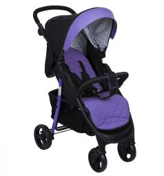 Прогулочная коляска Corol S-8, цвет: фиолетовый