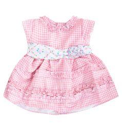 Одежда для кукол Wei Tai Toys Платье и панама