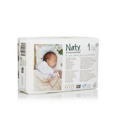Подгузники Naty Фито (2-5 кг) 26 шт.