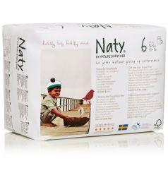Подгузники-трусики Naty Фито (16+ кг) 18 шт.