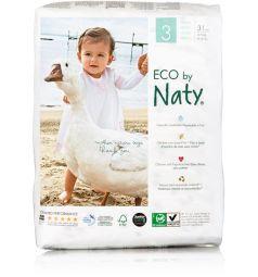 Подгузники Naty Фито (4-9 кг) 31 шт.