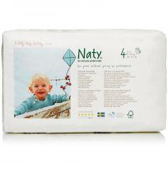 Подгузники-трусики Naty Фито (8-15 кг) 36 шт.