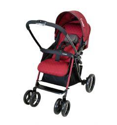 Прогулочная коляска Combi Mega Ride MR-450C, цвет: красный