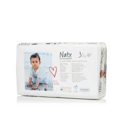 Подгузники Naty Фито (4-9 кг) 52 шт.