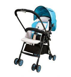Прогулочная коляска Combi Well Comfort BL, цвет: голубой