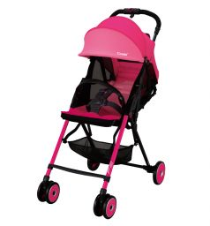 Прогулочная коляска Combi F2 Plus PI, цвет: розовый