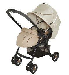 Прогулочная коляска Combi Urban Walker Classic BE, цвет: бежевый