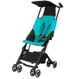Прогулочная коляска GB Pockit, цвет: capri blue