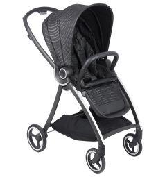 Прогулочная коляска GB Maris Plus Lux, цвет: Black