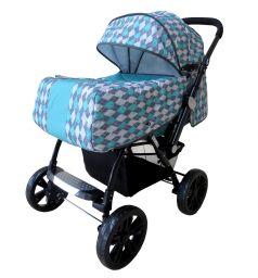 Прогулочная коляска BabyHit Country, цвет: marine