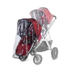 Дождевик Uppa Baby для второго сиденья Vista, цвет: прозрачный