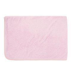 Зайка Моя Плед 110 х 75 см, цвет: розовый