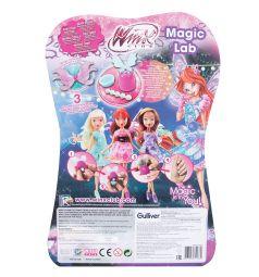 Кукла Игрушки Winx Магическая лаборатория Флора 28 см