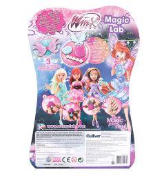 Кукла Игрушки Winx Магическая лаборатория Стелла 28 см