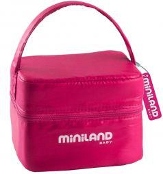 Термосумка Miniland Hermifresh, цвет: розовый