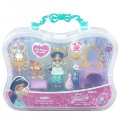 Игровой набор Disney Princess Принцесса Маленькая кукла Жасмин