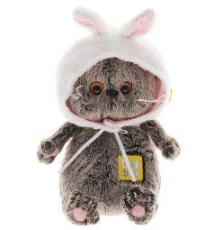 Мягкая игрушка Budi Basa В шапке-зайка 20 см