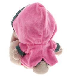 Мягкая игрушка Budi Basa Зайка Ми в куртке с капюшоном 22 см
