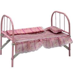 Набор мебели для кукол Shantou Gepai Кроватка 49 см