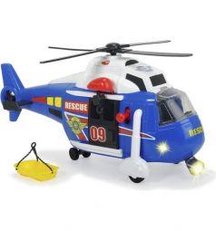 Вертолет на радиоуправлении Dickie Action Series Служба спасения со звуком и светом 41 см