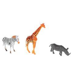 Игровой набор 1Toy В мире животных Животные