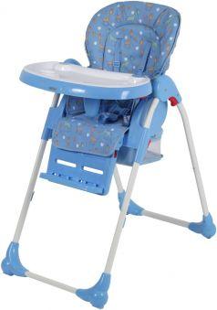 Стульчик для кормления Selby BH-435, цвет: голубой