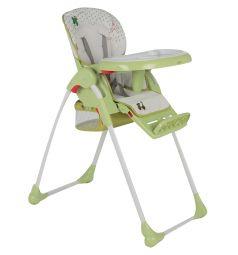 Стульчик для кормления Selby BH-435, цвет: зеленый