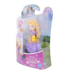 Кукла Disney Princess Маленькое королевство Рапунцель 7.5 см