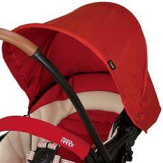Прогулочная коляска Combi Mechacal Handy DC, цвет: красный