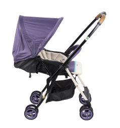 Прогулочная коляска Combi Mechacal Handy DC, цвет: фиолетовый