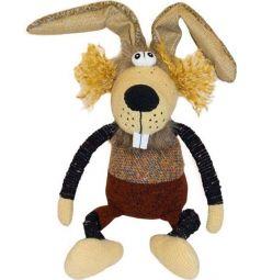 Мягкая игрушка Gulliver Кролик Робин 19 см