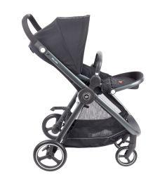 Прогулочная коляска GB Beli Air 4, цвет: monument black