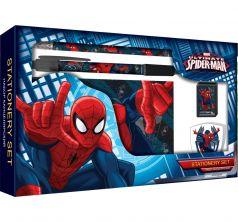 Набор канцелярский Disney Spider-Man ноутбук+ручка авт.+карандаш ч/г с ластиком