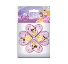 Набор канцелярский Disney Принцессы Диснея ластик фигурн. точилка 2 шт.