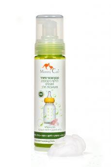 Мыло-пенка для бутылочек/сосок и молокоотсосов Mommy Care натуральное Цитрус