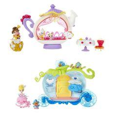 Игровой набор Disney Princess Принцессы Диснея Мини кукла с аксессуарами