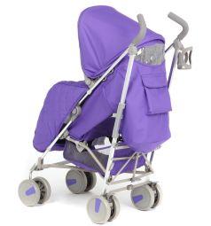 Коляска-трость Corol S-5, цвет: фиолетовый