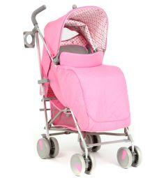 Коляска-трость Corol S-5, цвет: розовый