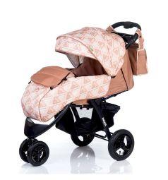 Прогулочная коляска BabyHit Voyage air, цвет: Beige