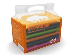 Влажные салфетки Lovular детские, 60 шт