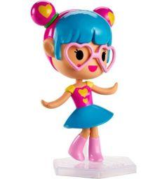 Кукла Barbie Barbie Video Game Hero Барби с голубой прической в очках 11 см