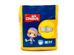 Трусики-подгузники Chiaus Премиум серия р-р М (6-11 кг) 24 шт.
