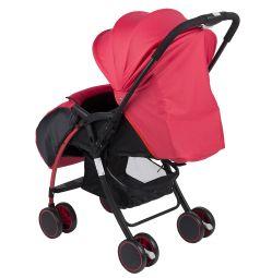 Прогулочная коляска Glory 1010, цвет: красный