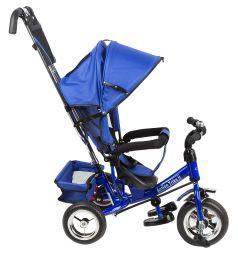 Детский трехколесный велосипед Capella Action trike II, цвет: синий