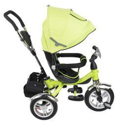 Трехколесный велосипед Capella Prime Trike Pro, цвет: зеленый