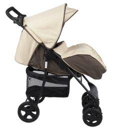 Прогулочная коляска Mobility One E0970 TEXAS, цвет: бежевый