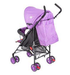 Коляска-трость Tizo Love, цвет: фиолетовый