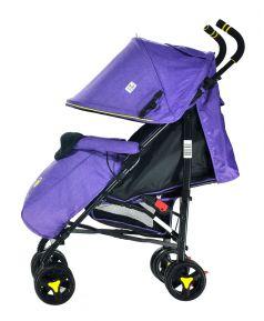 Коляска-трость Tizo Respect, цвет: фиолетовый