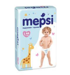 Подгузники-трусики Mepsi (9-16 кг) 44 шт.