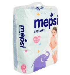 Подгузники-трусики Mepsi (12-22 кг) 38 шт.
